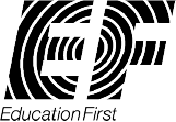 EF advertising client logo