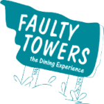 Faulty Towers advertising client logo