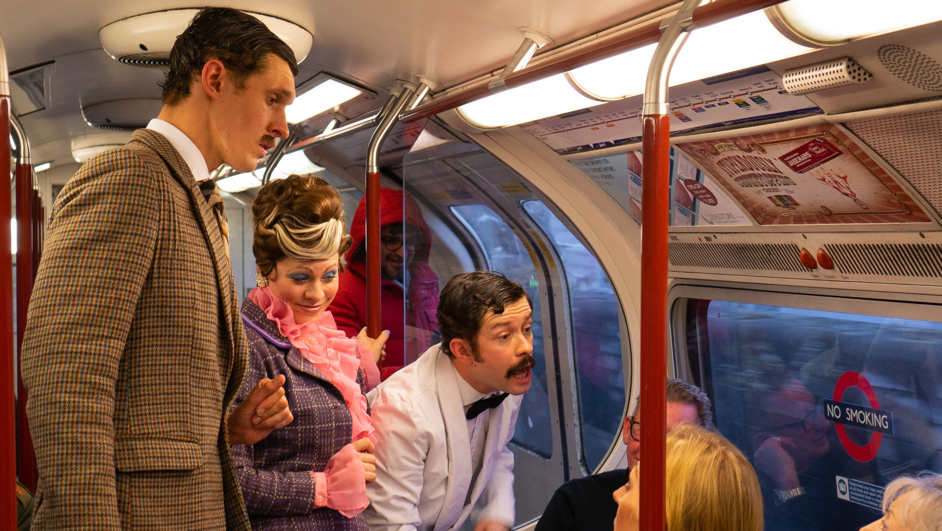 Faulty Towers - Havoc On the Bakerloo - Mellor&Smith