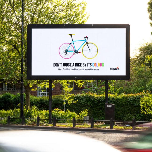 Mango Bikes - Don't Judge A Bike - Mellor&Smith