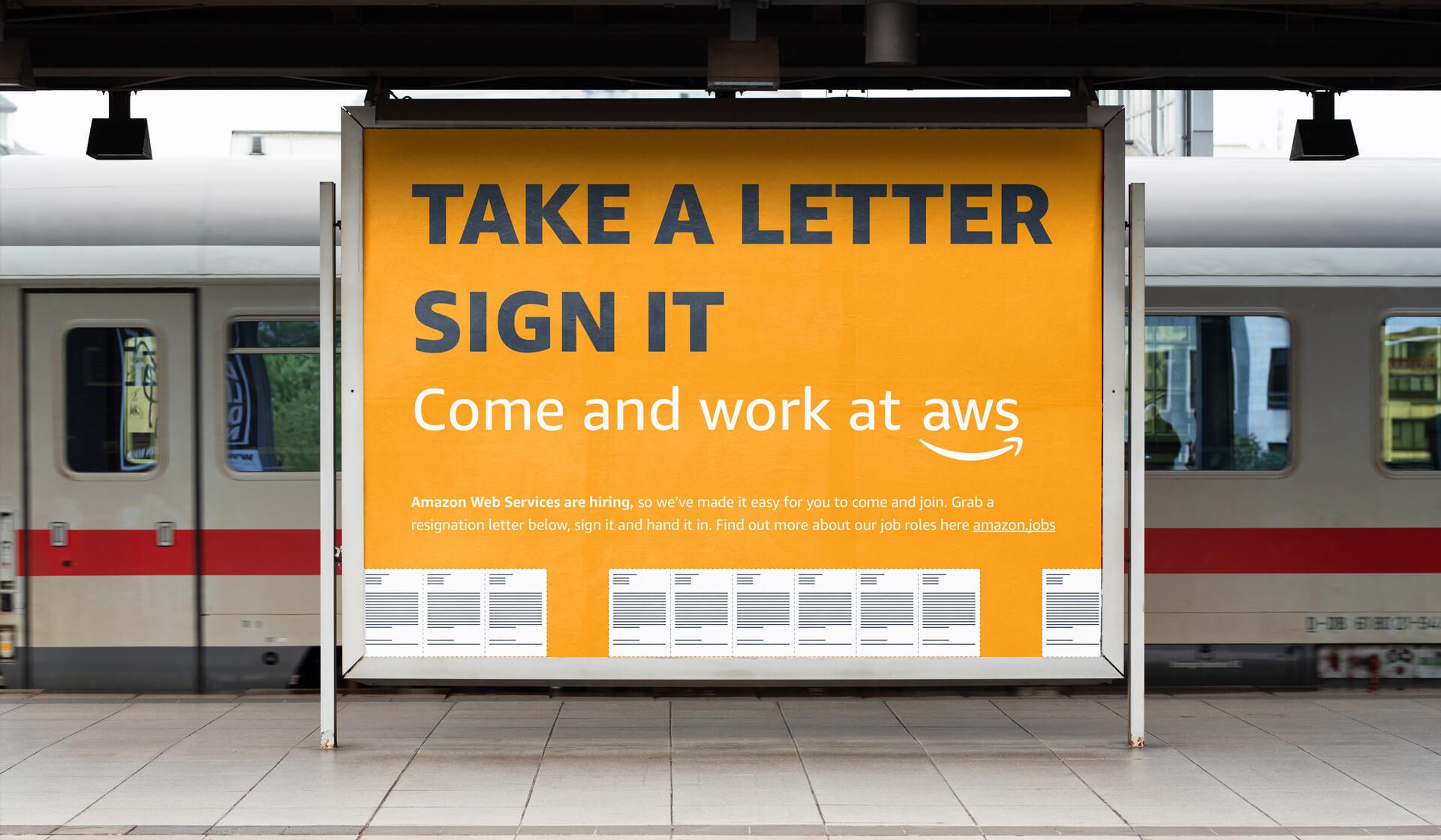 Mellor&Smith - Amazon - Resignation Letter