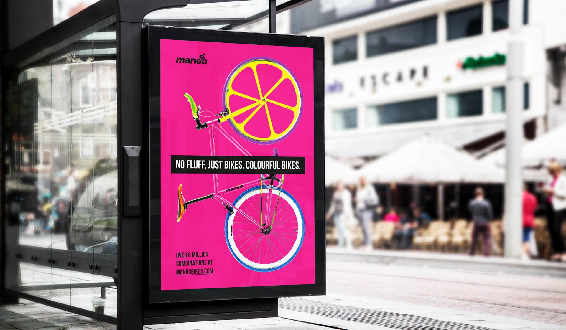 Mango Bikes - No Fluff - Mellor&Smith
